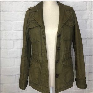 Madewell All Weather Outbound Military Jacket